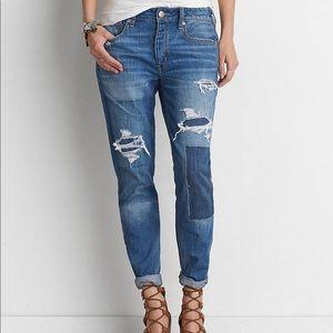 American Eagle TomGirl Jeans | Size 4 Regular